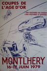 poster 1979 coupes age or montlhery xl